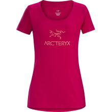 Arc'word SS T-Shirt Women's by Arc'teryx in Red Deer Ab
