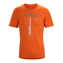 1-5-9 SS T-Shirt Men's by Arc'teryx in Succasunna Nj