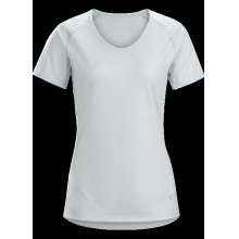 Mentum Tee SS Women's by Arc'teryx in Rocky View No 44 Ab