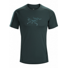 Phasic Evolution Crew SS Men's by Arc'teryx in Murnau Am Staffelsee Bayern