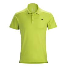 Captive SS Polo Men's by Arc'teryx in Canmore Ab