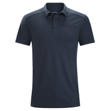 Captive SS Polo Men's by Arc'teryx in Boise Id
