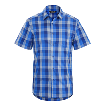 Brohm SS Shirt Men's by Arc'teryx in Prescott Az