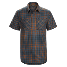 Tranzat SS Shirt Men's by Arc'teryx in Bentonville Ar