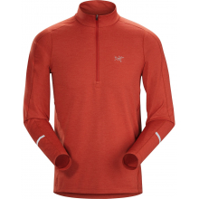 Cormac Zip Neck LS Men's by Arc'teryx