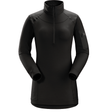 Satoro SV Zip Neck LS Women's by Arc'teryx