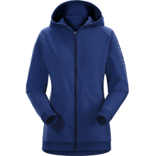 Word On End Full-Zip Hoody Women's by Arc'teryx