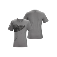 Journey Down SS T-Shirt Men's by Arc'teryx in West Palm Beach Fl
