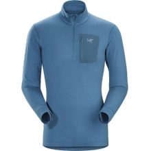 Satoro SV Zip Neck LS Men's by Arc'teryx
