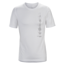 Schematic SS T-Shirt Men's by Arc'teryx