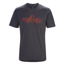 Shards HW SS T-Shirt Men's by Arc'teryx in Miami Fl