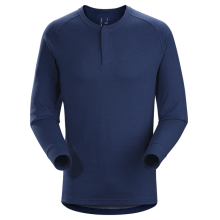 Sirrus LS Henley Men's by Arc'teryx in Succasunna Nj