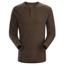 Sirrus LS Henley Men's by Arc'teryx in Revelstoke Bc
