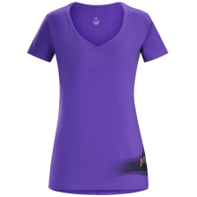 Remote SS V-Neck Women's by Arc'teryx in Prescott Az