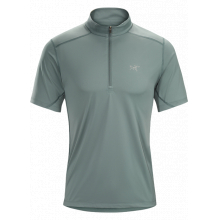 Accelero Comp Zip Neck SS Men's by Arc'teryx in Fremont CA