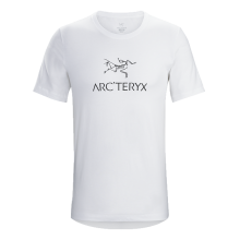 Arc'Word SS T-Shirt Men's by Arc'teryx in Red Deer Ab