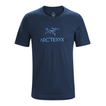 Arc'Word SS T-Shirt Men's by Arc'teryx in Salmon Arm Bc