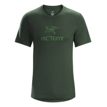 Arc'Word SS T-Shirt Men's by Arc'teryx in Lethbridge Ab