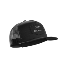 Hexagonal Patch Trucker Hat by Arc'teryx in Whistler Bc