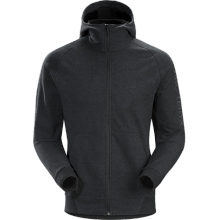 Word On End Full-Zip Hoody Men's by Arc'teryx