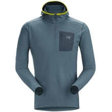 Rho LT Hooded Zip Neck Men's by Arc'teryx in Sioux Falls SD