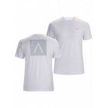 A Squared T-Shirt SS Men's by Arc'teryx