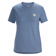 A Squared T-Shirt SS Women's by Arc'teryx