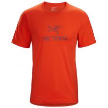 Arc'Word T-Shirt SS Men's by Arc'teryx in Murnau Am Staffelsee Bayern