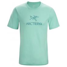 Arc'Word T-Shirt SS Men's by Arc'teryx in Huntsville Al