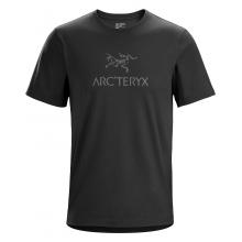 Arc'Word T-Shirt SS Men's by Arc'teryx in Calgary AB