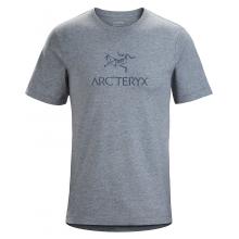 Arc'Word T-Shirt SS Men's by Arc'teryx in Durango CO