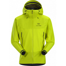 Beta SL Hybrid Jacket Men's by Arc'teryx in Golden Co