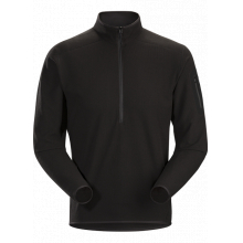 Delta Lt Zip Neck Men's by Arc'teryx in Chamonix-Mont-Blanc FR