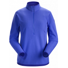 Delta LT Zip Neck Women's by Arc'teryx in Rocky View No 44 Ab