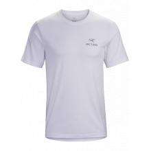 Emblem T-Shirt SS Men's by Arc'teryx in Fresno Ca