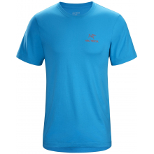 Emblem T-Shirt SS Men's by Arc'teryx in Truckee Ca