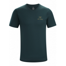 Emblem T-Shirt SS Men's by Arc'teryx in Squamish Bc