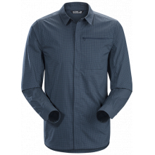 Kaslo Shirt LS Men's by Arc'teryx in Rocky View No 44 Ab