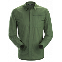 Kaslo Shirt LS Men's by Arc'teryx in Iowa City IA