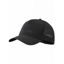 Logo Trucker Hat by Arc'teryx in Whistler Bc