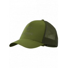 Logo Trucker Hat by Arc'teryx in Golden Co