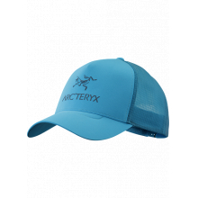 Logo Trucker Hat by Arc'teryx in Campbell Ca