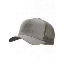 Logo Trucker Hat by Arc'teryx in Squamish BC