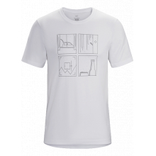 Quadrants T-Shirt SS Men's