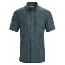 Riel Shirt Ss Men's by Arc'teryx in Birmingham AL