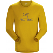 Arc'Word T-Shirt LS Men's by Arc'teryx