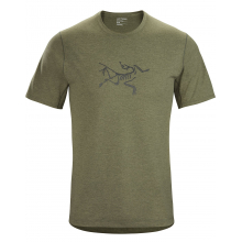 Cormac Logo SS Men's by Arc'teryx in Colorado Springs Co