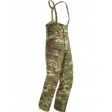 Alpha Bib Pant Men's - MultiCam (Gen2) by Arc'teryx