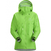 Alpha Sv Jacket Women's by Arc'teryx in Chamonix-Mont-Blanc FR