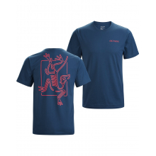 Marquee T-Shirt SS Men's by Arc'teryx